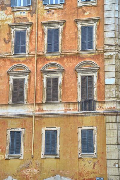 Photograph - Roman Housing by JAMART Photography