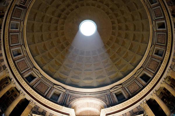 Pantheon Wall Art - Photograph - Roman Pantheon by Ak2