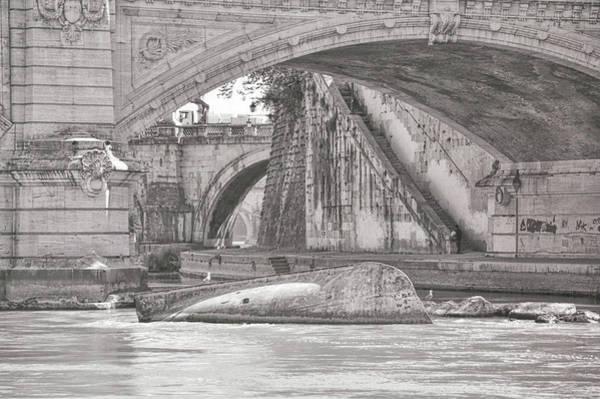 Photograph - Roman River Texture  by JAMART Photography