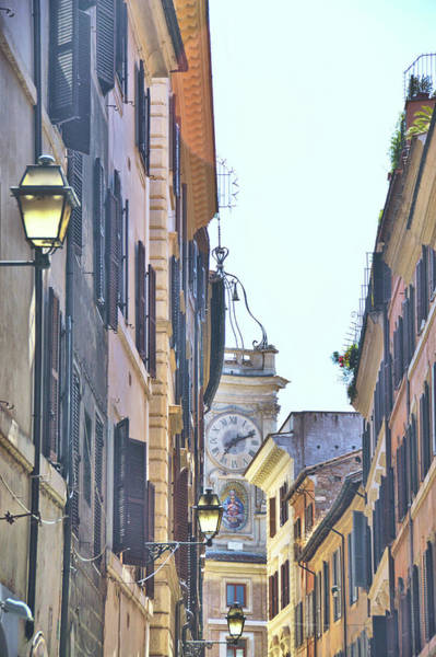 Photograph - Roman Streets  by JAMART Photography