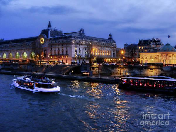 Wall Art - Photograph - Romance In Paris by Amy Dundon