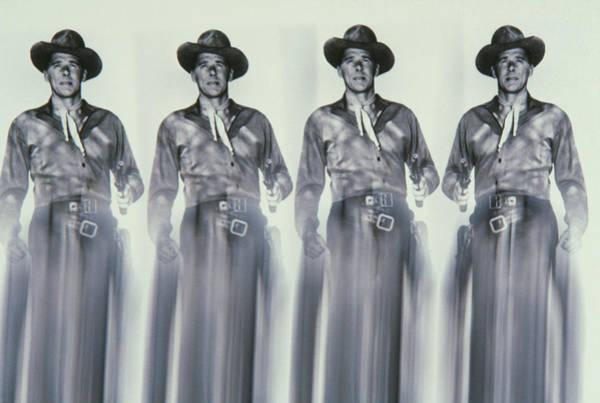 Ronald Reagan Photograph - Ronald Reagans by Alfred Gescheidt