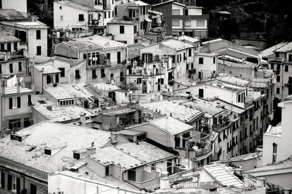 Vernazza Photograph - Roof by Matthias Aigner