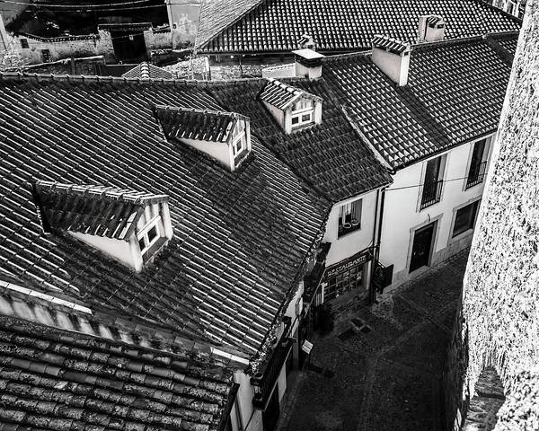 Photograph - Roofs II by Borja Robles