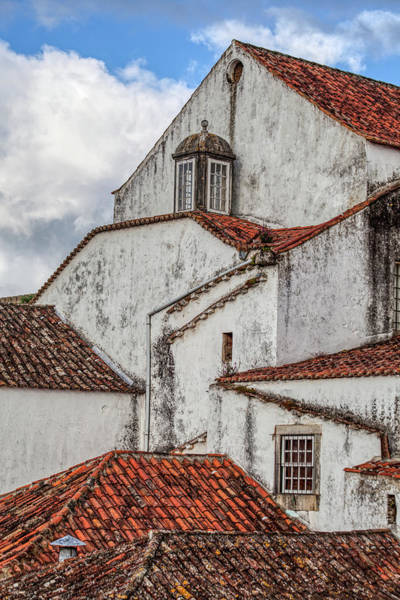 Photograph - Rooftops Of Obidos by David Letts