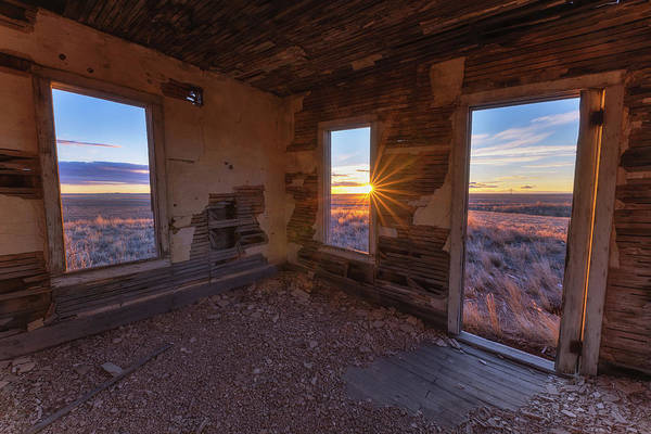 Photograph - Room With A View by Darren White