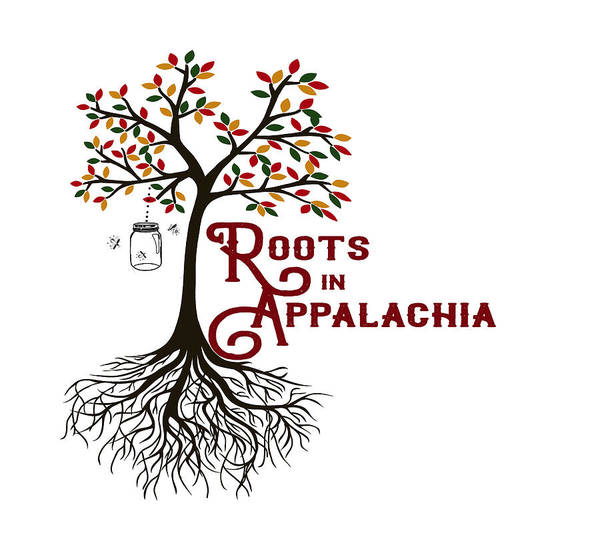 Digital Art - Roots In Appalachia Lightning Bugs by Heather Applegate