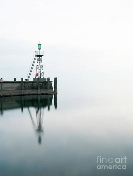 Wall Art - Photograph - Rorschach Harbor by DiFigiano Photography