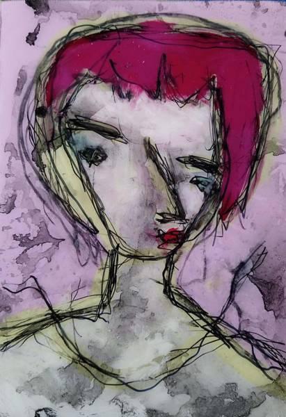 Mac Mixed Media - Rosa by Cristina  Mac dowell