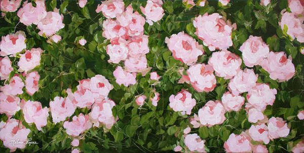 Wall Art - Painting - Roses by Melissa Lyons