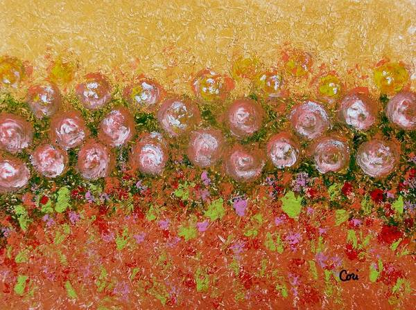 Painting - Roses Of Autumn by Corinne Carroll
