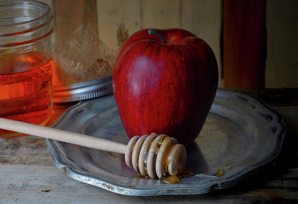 Photograph - Rosh Hashanah by Perry Correll