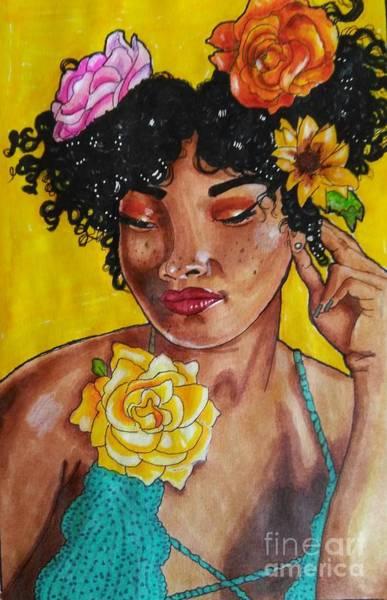Rosie Art Print by William Bryant