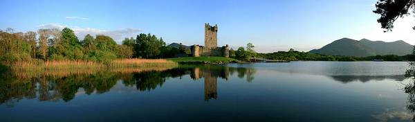 Wall Art - Photograph - Ross Castle At Lough Leane In by Design Pics/peter Zoeller