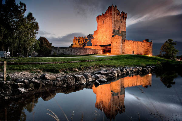 Wall Art - Photograph - Ross Castle by Domingo Leiva