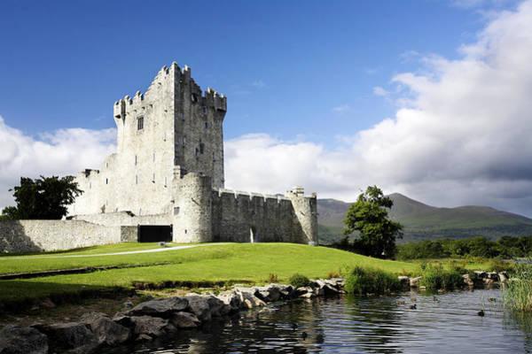 Killarney Photograph - Ross Castle In Killarney, Ireland by David Clapp