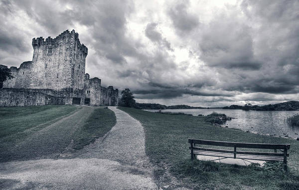 Killarney Photograph - Ross Castle In Killarney by T4to photography