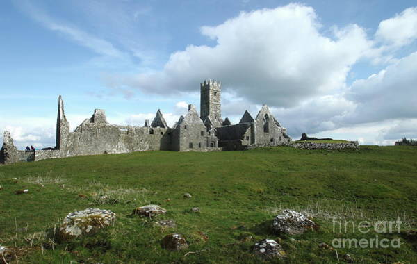 Photograph - Ross Errilly Friary by Peter Skelton