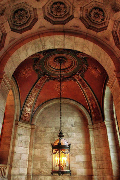 Wall Art - Photograph - Rotunda Ceiling by Jessica Jenney