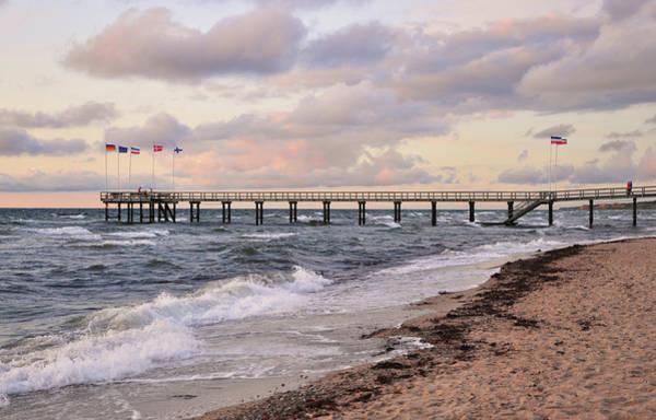 Wall Art - Photograph - Rough Baltic Sea by Michael Kohaupt
