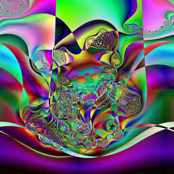 Digital Art - Roughining by Andrew Kotlinski