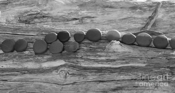 Photograph - Round Rocks by Jeni Gray