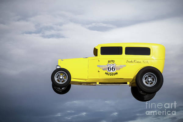 Wall Art - Photograph - Route 66 Auto Museum  by Imagery by Charly