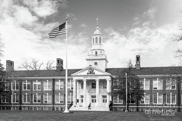 Photograph - Rowan University Bunce Hall by University Icons