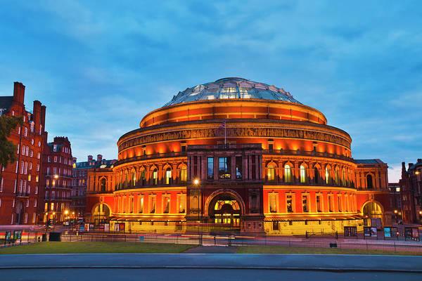 Concert Hall Photograph - Royal Albert Hall, Kensington, London by Gonzalo Azumendi