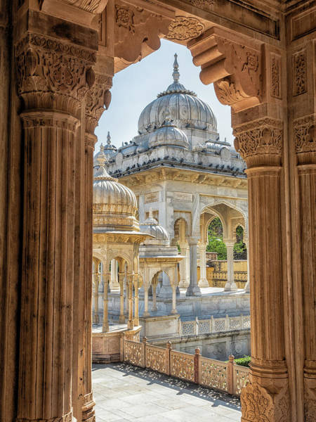 Photograph - Royal Cenotaphs by Robin Zygelman