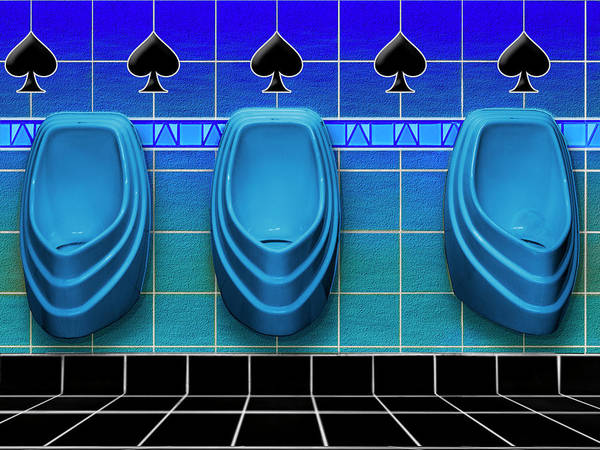 Photograph - Royal Flush by Paul Wear