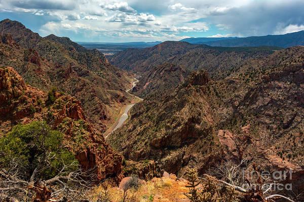 Photograph - Royal Gorge Colorado by Steve Krull