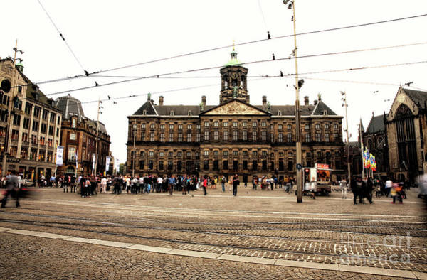Wall Art - Photograph - Royal Palace Amsterdam by John Rizzuto