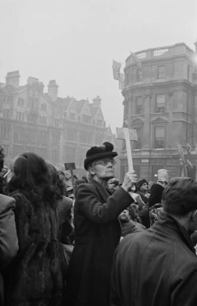 Spectator Photograph - Royal Wedding Spectators by Harry Deverson