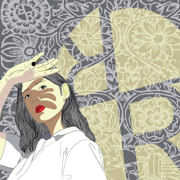 Painting - Rubino Blinding Self Promotion by Tony Rubino