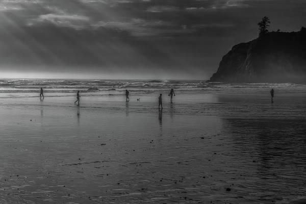Wall Art - Photograph - Ruby Beach 1 by Thomas Hall