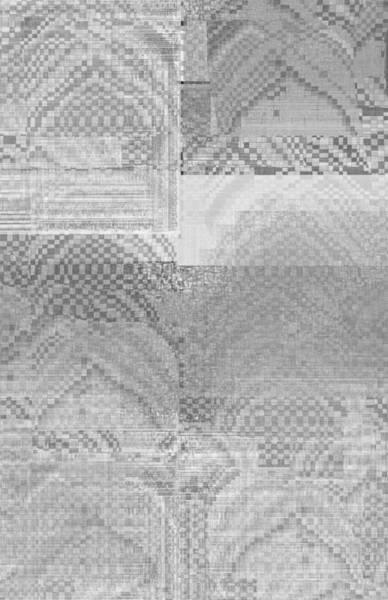 Digital Art - Rug Abstract by Artist Dot