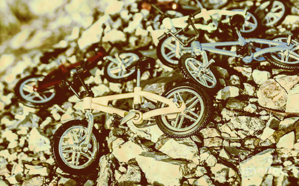 Wall Art - Photograph - Rugged Biking by Jorgo Photography - Wall Art Gallery
