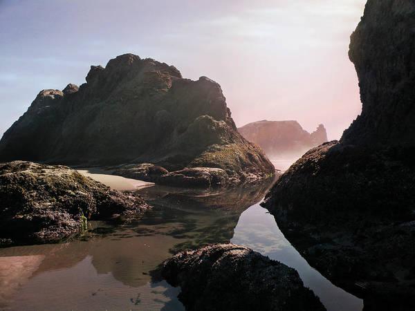 Photograph - Rugged Solitude by Micki Findlay