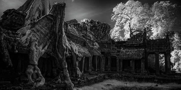 Wall Art - Photograph - Ruins At The East Side Of Preah Khan by Panoramic Images