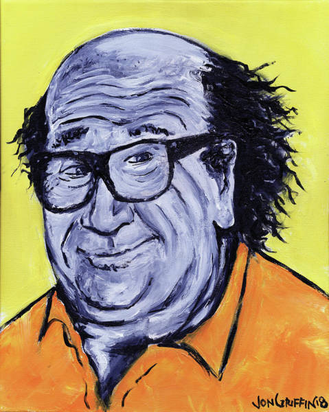 Frank Reynolds Wall Art - Painting - Rum Ham Time Again by Jon Griffin