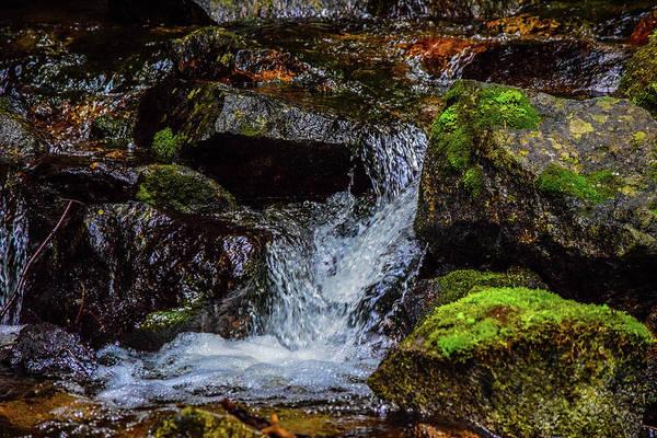 Wall Art - Photograph - Running Water  by Edward Garey