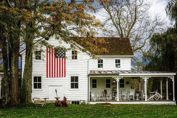Photograph - Rural America by Susan Candelario