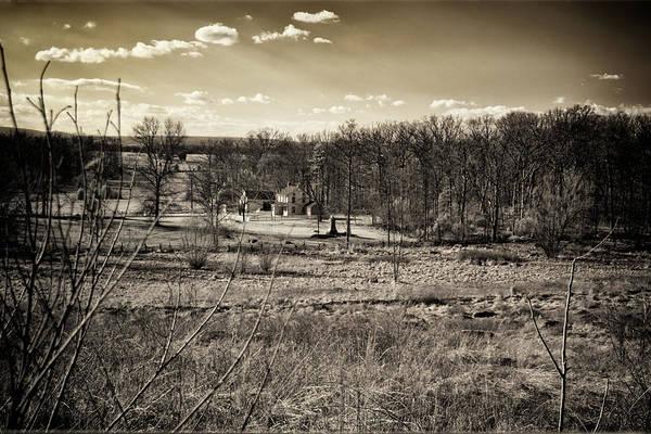Photograph - Rural Barn by Dan Urban