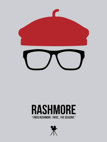 Wall Art - Digital Art - Rushmore by Naxart Studio