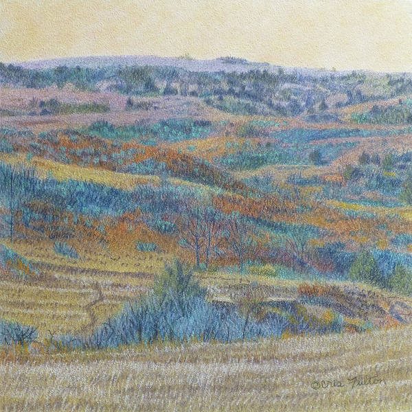 Painting - Russet Ridge Reverie by Cris Fulton