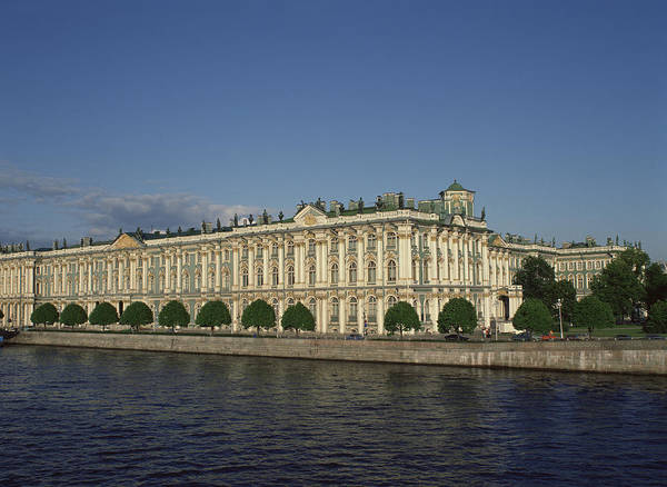 Hermitage Photograph - Russia, St. Petersburg, Hermitage Museum by Vladimir Pcholkin