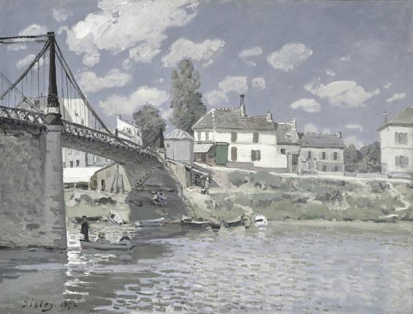 Rustic 11 Sisley Art Print