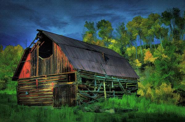 Wall Art - Photograph - Rustic Barn by Mike Flynn