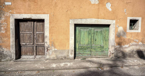 Photograph - Rustic Tuscany by David Letts